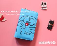 Anime Sekitar Korea Fashion Style Animasi Pria Dan Wanita Siswa Ritsleting Dompet (Duzui Jingle, Ukuran Sedang (Di Sekitar Rantai))