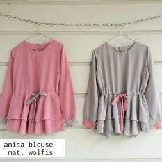 Toko Anisa Blouse Terlengkap