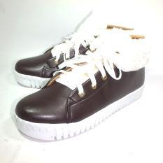 Anneliese sepatu boot wanita terbaru midori