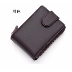 Harga Anti Pencurian Asli Handbag Dokumen Multifungsi Kartu Set Fashion Pria Dan Wanita Dompet Mengemudi Dokumen Klip Intl Yg Bagus