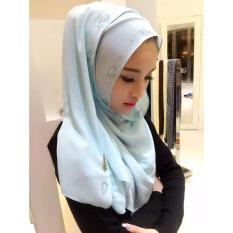 aooluo-2016-summer-new-fashion-womens-muslim-jilbab-a-dark-pearl-chiffon-hijab-blue-intl-0641-8734799-cbbf4ac78a1f0330700bafab16e7fda5-catalog_233 10 Daftar Harga Dress Muslim Remaja 2016 Termurah minggu ini