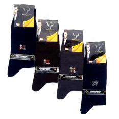 Kaos Kaki Kerja Casual VIP Premium Anti Bacterial - 3 pairs