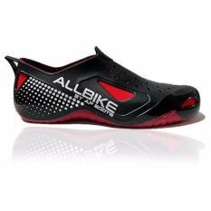 AP Boots All Bike Sepatu Sepeda Waterproof Lentur - Merah