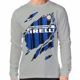 Beli Apparel Glory Kaos 3D Inter Milan Bola Lp Abu Misty Kredit Banten