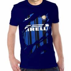 Apparel Glory Kaos 3D Inter Milan Bola Navy Original