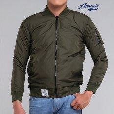 Spesifikasi Apparel Lab Bomber Jacket Olive Green Merk Apparel Lab