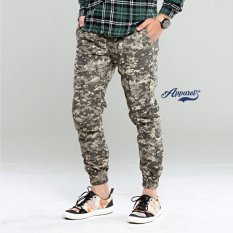 Situs Review Apparel Lab Jogger Army Mint Acufat