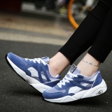 Jual Beli Aptesol Womens Outdoor Sport Brand Light Running Shoes Lace Up Breathable Sneakers Damping Anti Collision Air Mesh Walking Shoes Intl Di Tiongkok