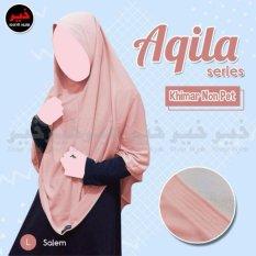 Jual Aqila Salem Khayr Hijab Grosir