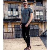 Harga Arch Trousers Jeans Premium Black Online