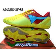Ardiles Accardo Yellow Red - Sepatu Futsal - Sepatu Olahraga - Sepatu Running - Sepatu Murah