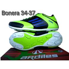 Ardiles Bonera Black Green - Sepatu Futsal - Sepatu Futsal Murah - Sepatu Futsal Pria