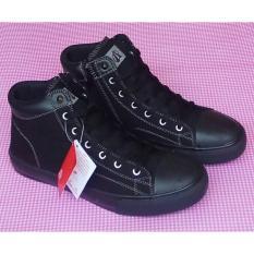 Spesifikasi Amelia Olshop Ardiles New Sepatu Sekolah Vr Cluster 39 43 Hitam Murah