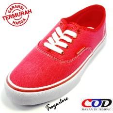 Beli Ardiles Oldham Red Merah Putih Sepatu Pria Fashionable Cool Dan Casual Yang Bagus