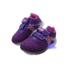 Ulasan Lengkap Ardiles Sepatu Lampu Anak Moge Purple
