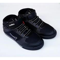 Amelia Olshop - Ardiles Sepatu Sekolah AM-KVS-902 - Hitam