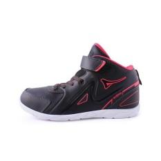 Harga Termurah Ardiles Women Tomaso Sneakers Hitam Merah