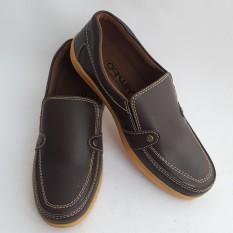 Harga Arjun Sepatu Kasual Pria Murah Sepatu Santai Coklattua Termahal