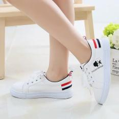 Arlaine Charlie Sneaker Shoes [Putih]