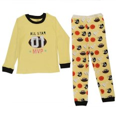 Jual Arrow Apple Kids Kids Pajamas Piyama Anak Lgn Panjang All Star Mvp Online