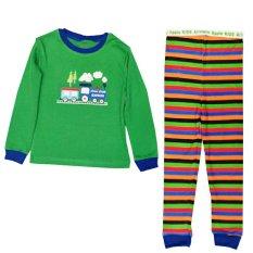Harga Arrow Apple Kids Kids Pajamas Piyama Anak Lgn Panjang Choo Choo Express Yang Murah Dan Bagus