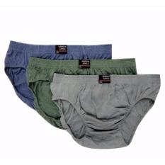Jual Beli Arrow Apple Man X Large Underwear Celana Dalam Pria Jumbo 3 Pcs