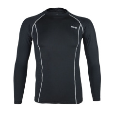 ARSUXEO Bersepeda Georgia Sports Sepeda Kebugaran Baselayer Lengan Baju Jersey Panjang Celana Kemeja Kering Kepadanya Man