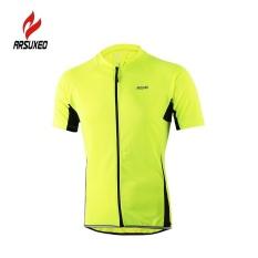 Top 10 Arsuxeo Baju Olahraga Sepeda Untuk Pria Jersey Bernapas Kaos Lengan Pendek Intl Online