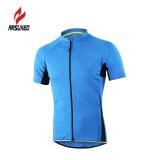 Kualitas Arsuxeo Baju Olahraga Sepeda Untuk Pria Jersey Bernapas Kaos Lengan Pendek Intl Not Specified