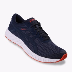 Asics Fuzex Lyte 2 Men's Running Shoes - Standard Wide - Navy