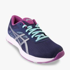 Review Asics Fuzor Women S Running Shoes Navy Di Indonesia