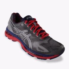 Jual Asics Gel Nimbus 19 Lite Show Men S Running Shoes Abu Abu Asics Ori