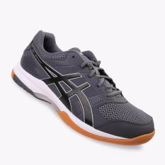 Asics Gel-Rocket 8 Men's Multicourt Shoes - Abu-abu