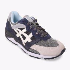 Asics Tiger Gel Liques Men S Lifestyle Shoes Biru Original