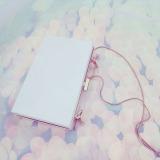 Jual Tas Kotak Cokelat Wanita Sederhana Dan Elegan Putih