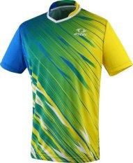 Harga Astec Kaos Badminton Aka M Awm02 B Multicolor Terbaru