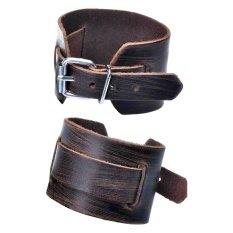Spek Astersroid Epic I Leather Cuff Gelang Pria
