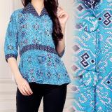 Beli Atasan Blouse Kemeja Abaya Kebaya Wanita Jumbo Shirt Malina