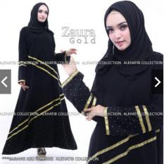Review Gamis Abaya Zaura Gold Di Indonesia