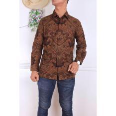 Beli Atasan Kemeja Shirt Batik Pria Ricko Lengkap