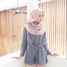 Atasan Sala Top Blouse Baju Muslim Blus Muslim Tunik