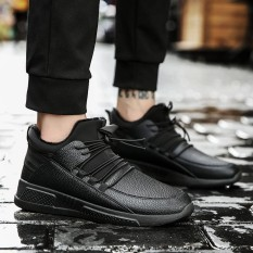 Jual Athletic Sapatos Pria Sport Sepatu Runing Sepatu 2017 Baru Trend Menjalankan Sepatu Mens Sneakers Bernapas Udara Mesh Intl Ori