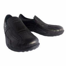 Harga Att Ab375 Sepatu Pantofel Karet Kantor Anti Air Black Original