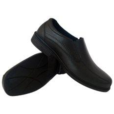 Beli Att Ab530 Sepatu Pantofel Karet Kantor Anti Air Black Att Asli