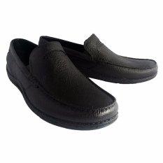 Att Sankyo Sab355 Sepatu Pantofel Karet Kantor Anti Air Black Original