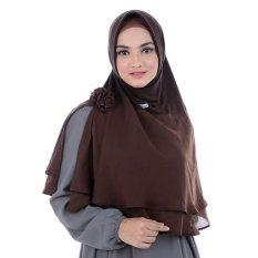 Atteenahijab Alifa Azna Basic - Coktu