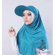 Attiqahijab Traveller (Instant, Sport Cap) Tosca