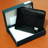 Harga Augustine Dompet Fashion Pria 5 Inchi A025 1W Pu Leather Original Black Box Asli Augustine