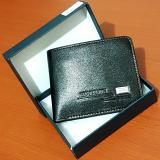 Beli Augustine Dompet Fashion Pria 5 Inchi A025 1W Pu Leather Sintetis Original Black Box Augustine