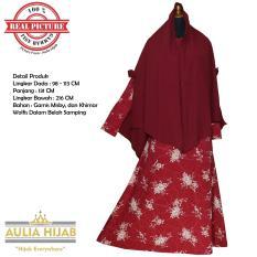 Aulia Hijab - New Bella Syar'i INCLUDE KHIMAR/Gamis Syar'i/Gamis Misby/Gamis Wolfis/Gamis Laser/Gamis Murah/Gamis Terbaru/Gamis Jilbab/Gamis Plus Jilbab/Gamis Jilbab Panjang/Gamis Plus Khimar/Gamis Pesta/Gamis Cantik